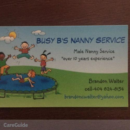 Child Care Provider Brandon Walter's Profile Picture