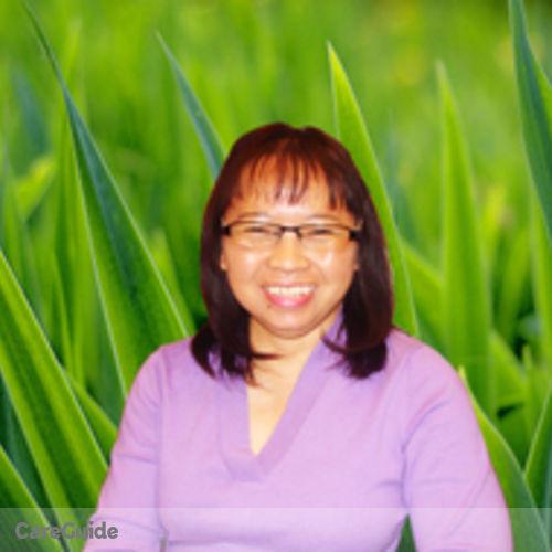 Canadian Nanny Provider Cymbeline V's Profile Picture