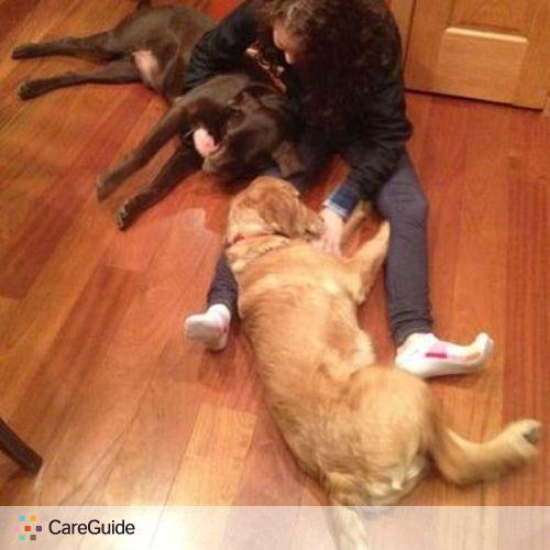 Pet Care Provider Brittney Hosmanek's Profile Picture