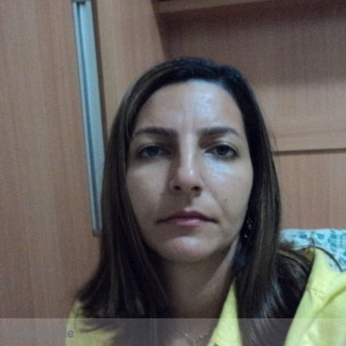Housekeeper Provider Angelica Ribeiro's Profile Picture