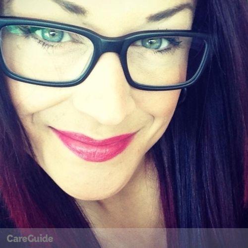 Canadian Nanny Provider Carri Ash's Profile Picture