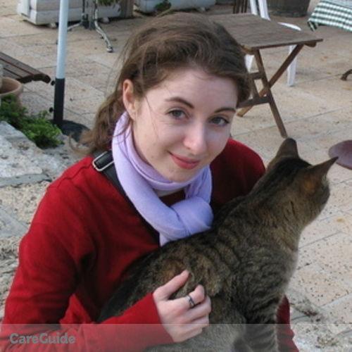 Canadian Nanny Provider Yana Loif's Profile Picture