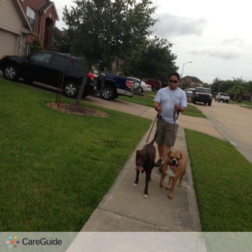 Pet Care Provider Jorge Tijerina's Profile Picture