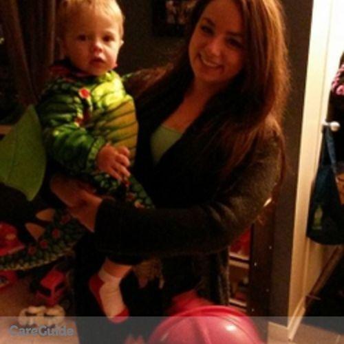 Canadian Nanny Provider Michelle Sherwin's Profile Picture