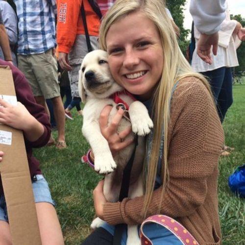 Pet Care Provider Julia E's Profile Picture
