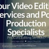 SPECIALIZING IN VIDEO POST PRODUCTION, TRANSFERS TO DVD and MORE!