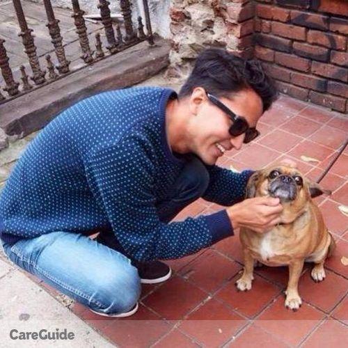 Pet Care Provider Akito Hirata's Profile Picture
