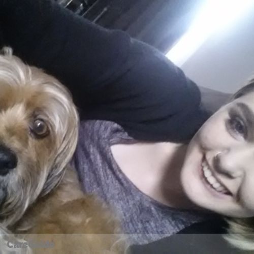 Pet Care Provider Cassandra Payne's Profile Picture