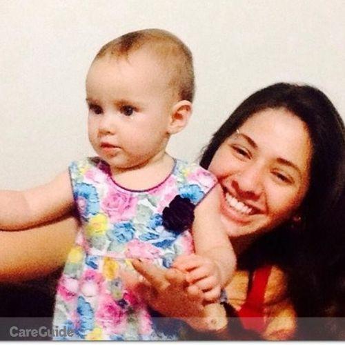 Canadian Nanny Provider Anna Clara Nogueira's Profile Picture