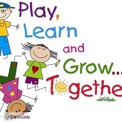 Child Care Provider Aman K's Profile Picture