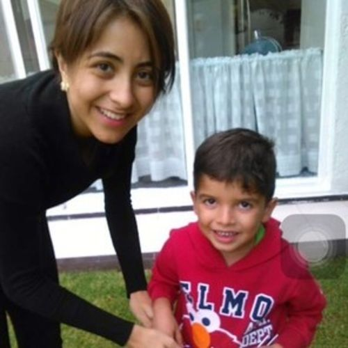 Child Care Job Ambar M's Profile Picture