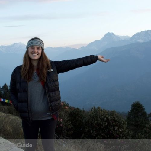 Canadian Nanny Provider Rebecca Cairney's Profile Picture