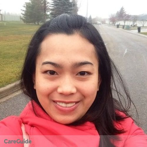 Canadian Nanny Provider Shayne Marie C's Profile Picture