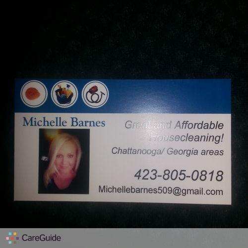 House Sitter Provider Michelle Barnes's Profile Picture