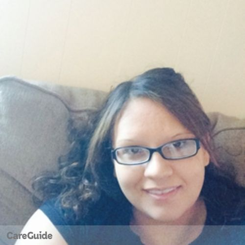 Canadian Nanny Provider Tiffany Beauregard's Profile Picture