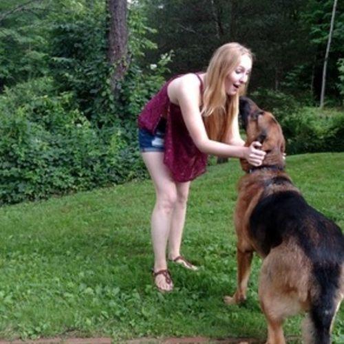 Pet Care Provider Erin Davies's Profile Picture