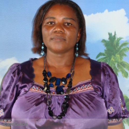 Canadian Nanny Provider Mokopi Obuseng's Profile Picture