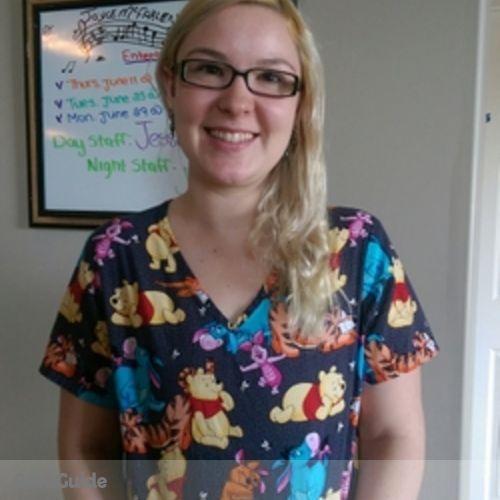Canadian Nanny Provider Jessica Mackin's Profile Picture