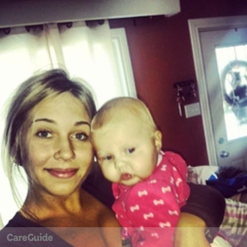 Canadian Nanny Provider Britney Meszaros's Profile Picture