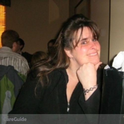 Canadian Nanny Provider Ann Chenier's Profile Picture