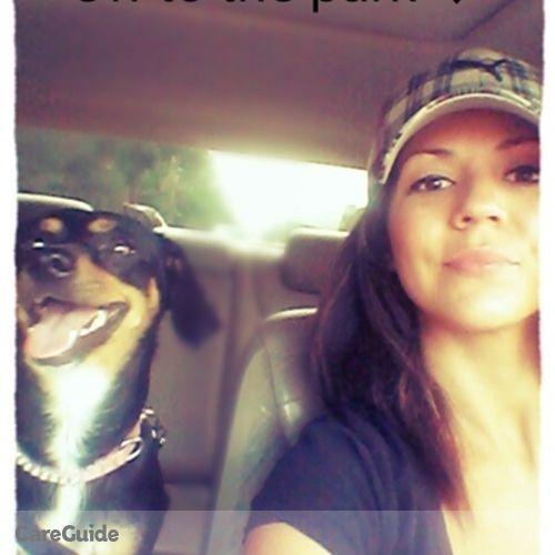 Pet Care Provider Maria C's Profile Picture