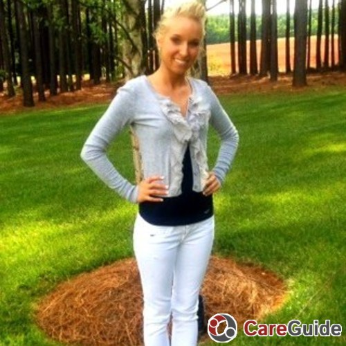 Child Care Provider Ashley Dellinger's Profile Picture