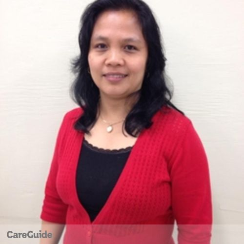 Canadian Nanny Provider Fe Budeng's Profile Picture