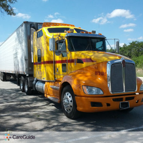 Truck Driver Job Jeremy Premeau's Profile Picture