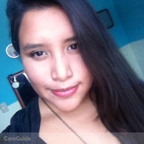Canadian Nanny Provider Lumi Villafaña's Profile Picture