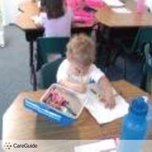 Child Care Provider Pam Steele's Profile Picture