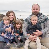 Family in Victoria
