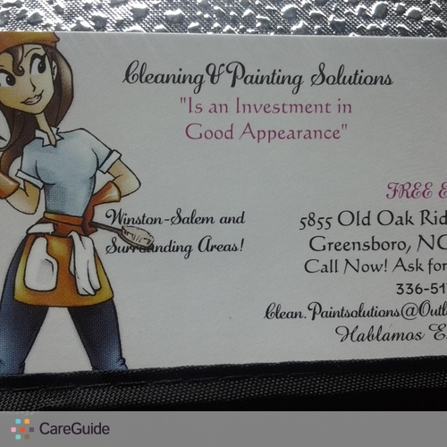 Painter Provider Diana Alvarado's Profile Picture