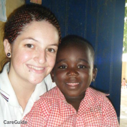 Canadian Nanny Provider Annie Corrin's Profile Picture
