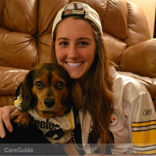 Pet Care Provider Kelsey Bouder's Profile Picture