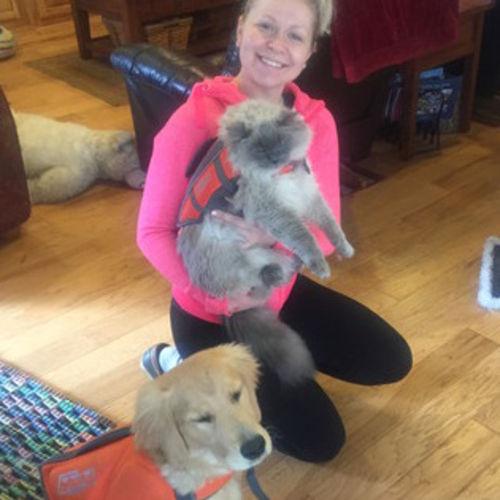 Pet Care Provider Erica Schumann's Profile Picture