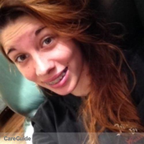 Canadian Nanny Provider Amanda Comeau's Profile Picture
