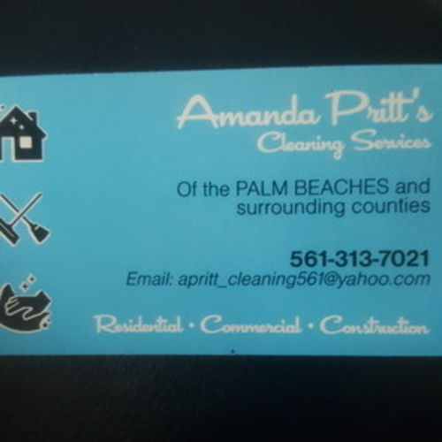 Housekeeper Provider Amanda Pritt's Profile Picture