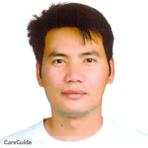 Housekeeper Provider Nathaniel Gabut's Profile Picture