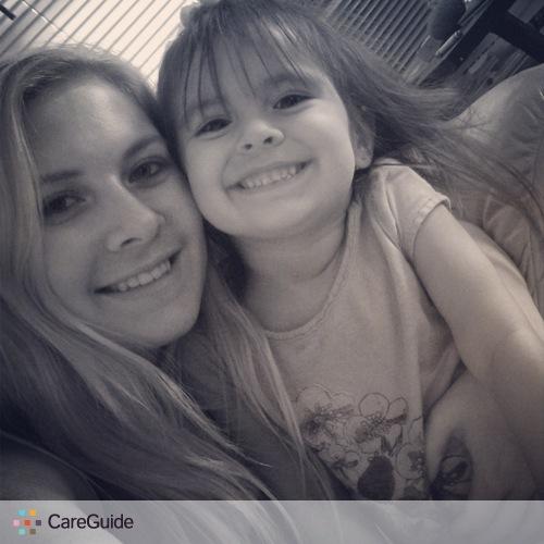 Child Care Provider Kayla C's Profile Picture