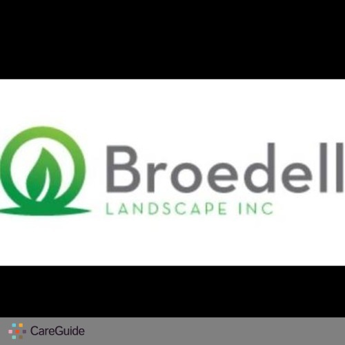 Landscaper Provider Chris Broedell's Profile Picture