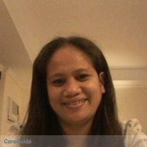 Canadian Nanny Provider Analiza Olea's Profile Picture