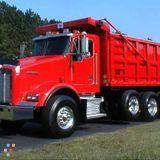Need Driver For Quad Axle Dump Trucks