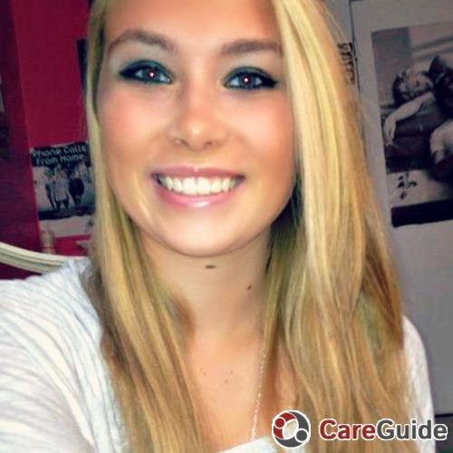 Child Care Provider Cassidy F's Profile Picture