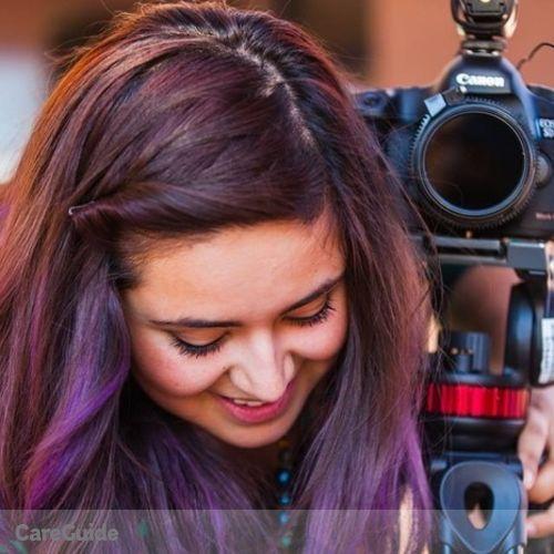 Videographer Provider Andrea Camacho-Tiznado's Profile Picture