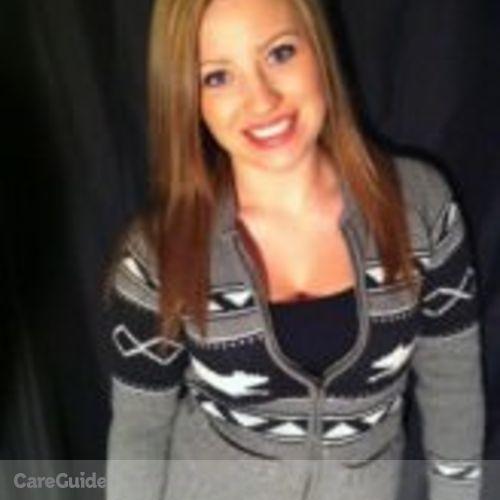 Canadian Nanny Provider Alyshia Silver's Profile Picture