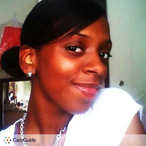 Child Care Provider Jasmine F's Profile Picture
