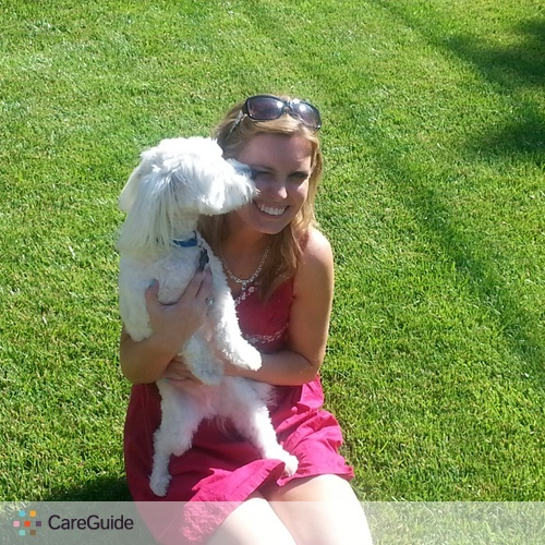 Pet Care Provider Lindsey Wedding's Profile Picture