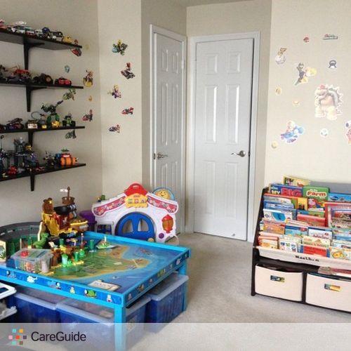 Child Care Provider Patricia Claros's Profile Picture