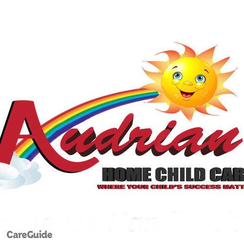 Child Care Provider Audrian H's Profile Picture