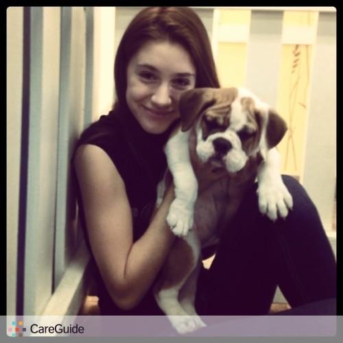Pet Care Provider Sydney West's Profile Picture